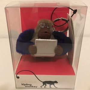 Kipling Monkey Key Chain